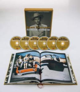HANK WILLIAMS 6 CD PICTURES FROM LIFE'S OTHER SIDE THE MAN AND HIS MUSIC IN RARE RECORDINGS AND PHOTOS - 2893550718
