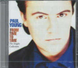 PAUL YOUNG CD FROM TIME TO TIME - SINGLES COLLECTION - 2894147228