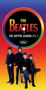 THE BEATLES THE CAPITOL ALBUMS 2 CD - 2860138807