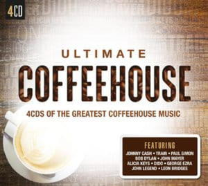 ULTIMATE COFFEEHOUSE CD - 2902500468