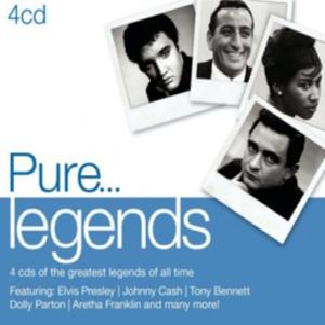 PURE LEGENDS CD - 2860146632
