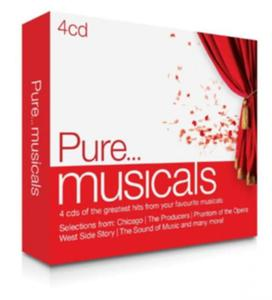 PURE MUSICALS CD - 2902500494