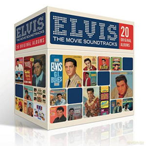 THE PERFECT ELVIS PRESLEY SOUNDTRACK COLLECTION 20CD - 2904318753
