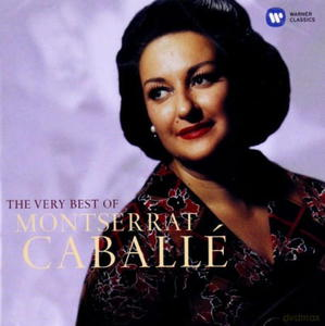 MONTSERRAT CABALLE THE VERY BEST OF 2CD - 2860156364