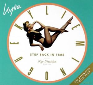 KYLIE MINOGUE 3 CD STEP BACK IN TIME THE DEFINITIVE COLLETCION - 2860156790
