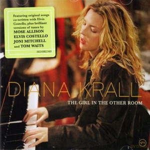 DIANA KARLL CD THE GIRL IN THE OTHER ROOM STOP THIS WORLD - 2860156910