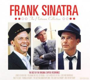FRANK SINATRA 3 CD THE PLATINUM COLLECTION ALL THE WAY - 2904483351