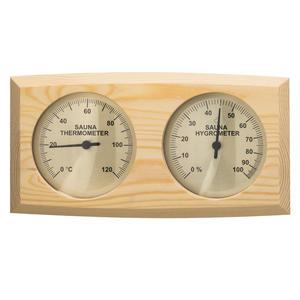 Termo-Higrometr 227-THBP Termometr z higrometrem do sauny 227-THBP - 2832613497