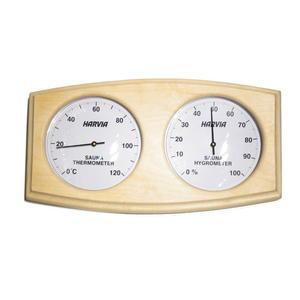 Termometr- Higrometr Termometr z higrometrem do sauny firmy Harvia - 2832612851