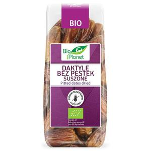 Daktyle Bez Pestek Suszone Bio 400 G - Bio Planet - 2829357208