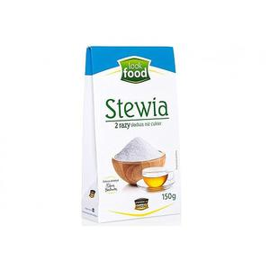 Stewia 2 x Słodsza od Cukru 150 g Look Food - 2876116802
