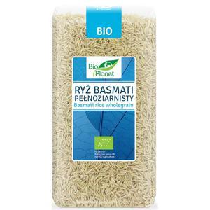 Ryż Basmati Pełnoziarnisty Bio 500 G - Bio Planet - 2829357215