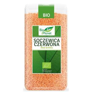 Soczewica Czerwona Bio 400 G - Bio Planet - 2829357226