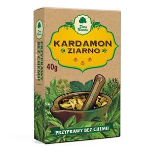 Kardamon Ziarno 40 G Dary Natury - 2829357351