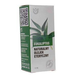 Olejek Eteryczny Eukaliptus 12ml Naturalne Aromaty - 2829359064