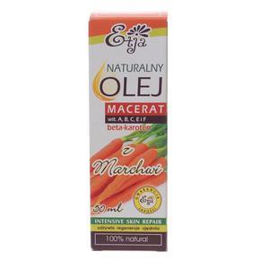 Macerat, Olej z Nasion Marchwi 50 ml ETJA - Olejek z Nasion Marchewki - 20% macerat z nasion marchwi - 2876114766