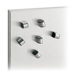 Zestaw 6 magnesów do tablicy - Blomus - Tewo - 2829153230