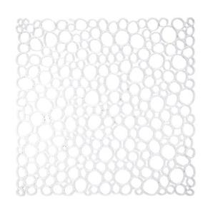 Panel dekoracyjny OXYGEN - przeźroczysty - Przeźroczysty - 2829152558