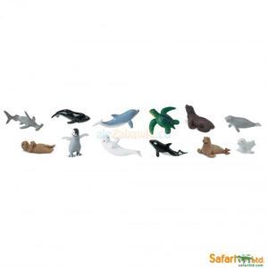 Zwierzęta morskie - dzieci, SafariLtd - 2847416826
