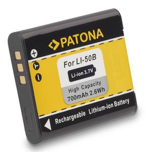 Akumulator LI-50B / D-LI92 marki PATONA - 2351808349