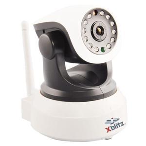 Wewn?trzna kamera IP Wi-Fi Xblitz iSee HD P2P ONVIF PTZ - 2843460311