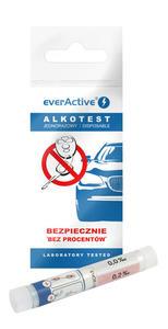 Alkomat alkotest jednorazowy everActive - 2840776726