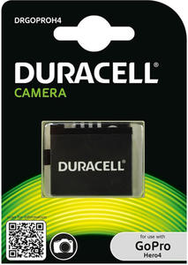 Akumulator GoPro Hero 4 AHDBT-401 marki Duracell - 2853250292