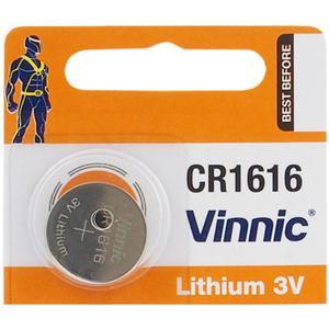 bateria litowa Vinnic CR1616 - 2855297181