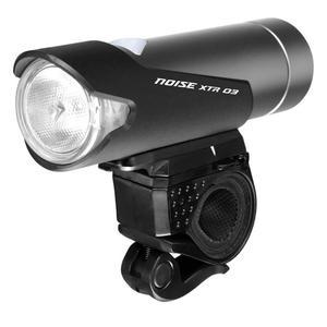 diodowa przednia latarka rowerowa MacTronic NOISE 03 ABF0041 - 2850650238