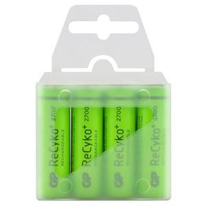 4 x akumulatorki R6/AA GP ReCyko+ 2700 Series 2600mAh (box) - 2850650254