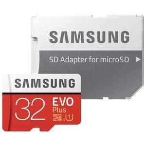 Karta pami?ci microSDHC Samsung EVO PLUS 32GB UHS-I U1 class 10 20/95MB/s + adapter do SD - 2852447822