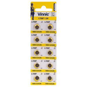 10 x bateria alkaliczna mini Vinnic G2 / AG2 / L726 / SR726 / SR59 / 396 / 556 / 29 / RW411 - 2351808266
