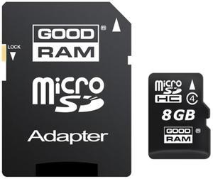 karta pami?ci microSDHC GOODRAM 8GB - 2351807310