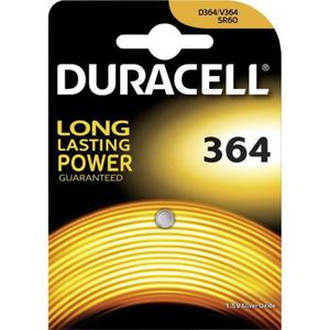 bateria srebrowa mini Duracell 364-363 / G1 / SR621SW - 2351808404