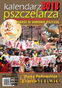 Kalendarz pszczelarza 2013 (Maciej Rysiewicz) - 2825618870