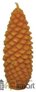 Forma silikonowa Szyszka sosnowa (8cm) - 2825619053