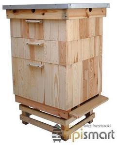 Ul Dadant drewniany, ocieplany  - 2825619652