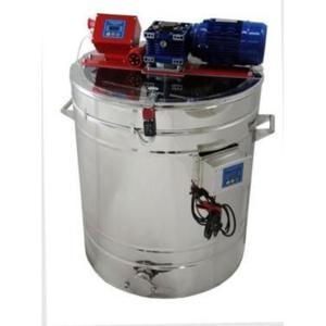 Urządzenie do kremowania miodu, 100 l, 400V, z płaszczem grzewczym (na dekrystalizatorze), zesterownikiem automatycznym - 2825619712