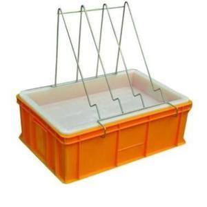 Wanienka do odsklepiania plastik (wysokość 200mm, sito plastikowe) - 2825619728