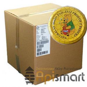 Nakrętka na miód - wzór ANK13 Pakowane po 630 szt. KARTON ZBIORCZY - 2825619864