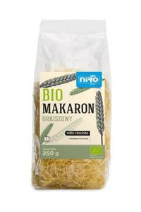 Makaron (orkiszowy z kurkumą) nitki złociste BIO - Niro - 250g - 2882248402