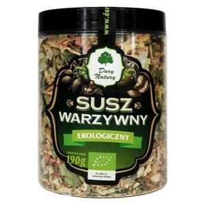 Susz warzywny BIO - Dary Natury - 190g - 2882474971