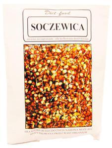 Nasiona soczewicy na kiełki - Diet-food - 160g - 2823601962