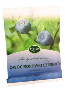 Owoc borówki czernicy - Kawon - 25g - 2823602295