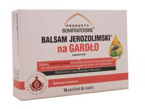 Balsam jerozolimski na gard - 2850628231