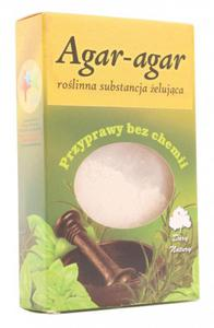 Agar Agar zagęstnik - Dary Natury - 30g - 2823602675