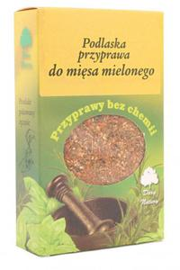 Podlaska przyprawa do mięsa mielonego - Dary Natury - 50g - 2823602685