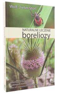 Naturalne leczenie boreliozy - Wolf Dieter Strol - 2823602999