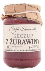 Keczup z żurawiny - Skwierawski - 200g - 2856053508