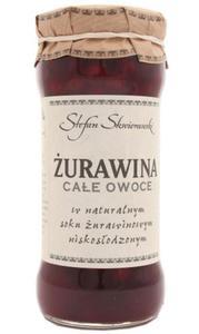 Żurawina całe owoce - Skwierawski - 360g - 2823603015